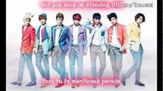 Standing Still - U KISS (Sub español + romanización+ hangul) @ukiss2008