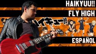 """Haikyuu Op 4 """"Fly High"""" Cover en Español   omar1up & Laharl Square"""