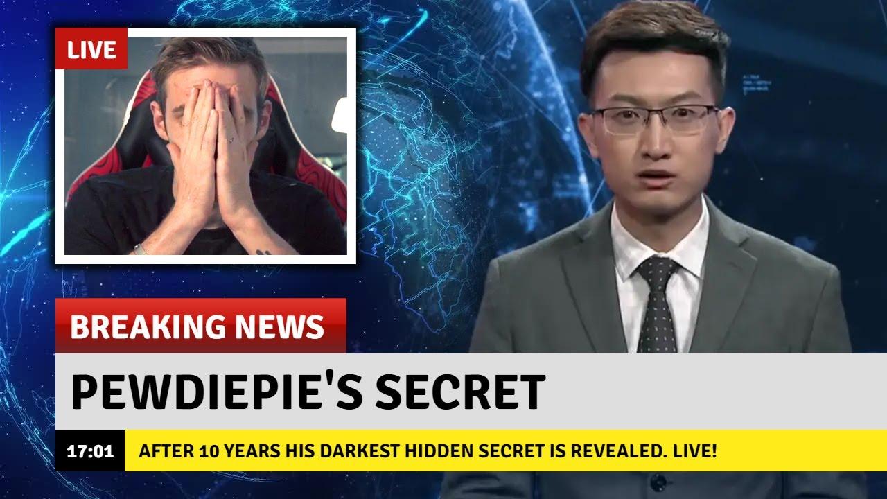 PewDiePie - I kept this hidden for 10 years..