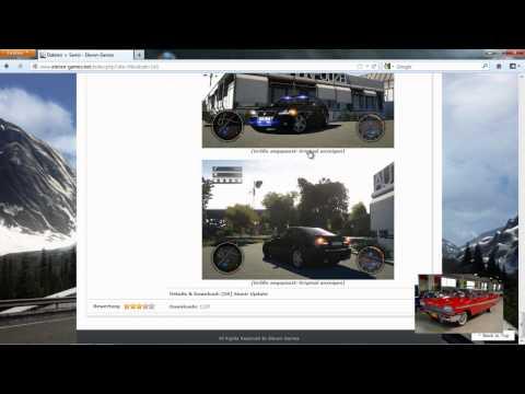 Alarm für Cobra 11 Das Syndikat Tutorial: Auto Mods einfügen
