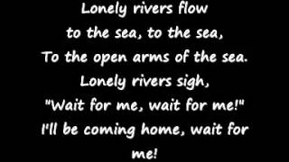 Unchained Melody - Bobby Hatfield with lyrics (oh my love my darling)