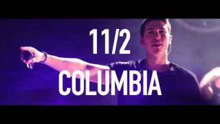 Timeflies - The Too Much To Dream Tour