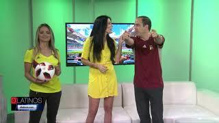 Galeana te lleva al partido entre Colombia y Venezuela