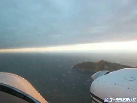 ケープタウンの遊覧飛行(南アフリカ共和国)-Capetown flight(south africa)-