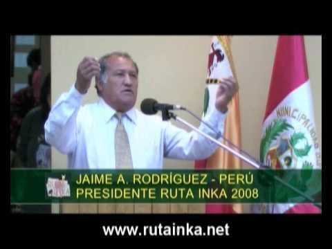 Ruta Inka En Busca de El Dorado ( parte III )