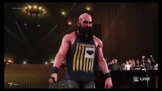 WWE 2K19 - Tomasso Ciampa Entrance (Updated Attire + New Theme)