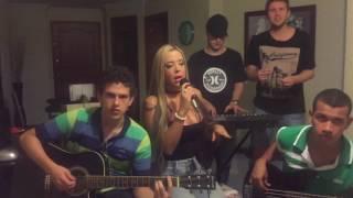 Naty Susana - Cover Nicky Jam el Amante