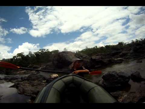 Packrafting the Rio Coco in Nicaragua