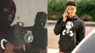 Kodak Sniper Gang Warns Nba Youngboy & Burns His Stuff