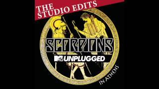 Scorpions MTV Unplugged (The Studio Edits) - Where the River Flows