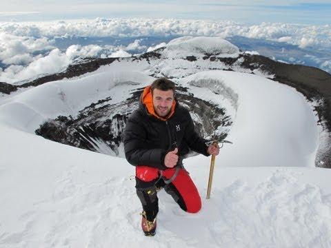 Climb the Cotopaxi Volcano with Gulliver Expeditions Ecuador