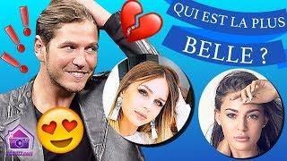 Sébastien (LPDLA6) : Qui est la plus belle princesse ? Camille ou Alix ?