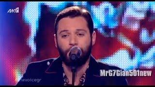 The Voice - Γιώργος Γκέκας (Wild Is The Wind) [23/2/2014]