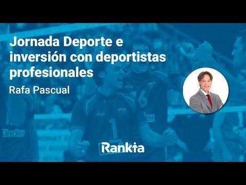 Rafa Pascual es considerado el mejor jugador español de la historia del Voleibol, alcanzando 537 partidos como internacional. Actualmente es gestor patrimonial del Grupo Intermoney.
