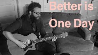 Matt Redman - Better Is One Day (Acoustic Cover)