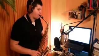 Michael Bolton - When a man loves a woman - alto sax cover