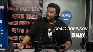 Craig Robinson Interview featuring Porn Star Mary Jean on Sway in the Morning