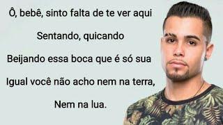 Nao fala não pra mim (Letra) Humberto e Ronaldo part.Jerry Smith