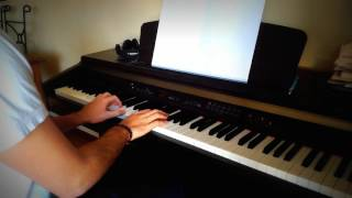 Taburete - Amos del piano bar | Piano cover