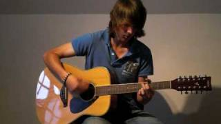 Pearl Jam acoustic cover of Porch by Pirmin Zane