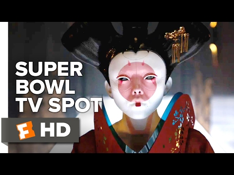 Ghost in the Shell Super Bowl TV Spot
