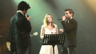 Alex Beaupain - Je n'aime que toi avec Ludivine Sagnier et Louis Garrel - Bataclan - 04/11/2011