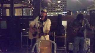 Jeff Gallagher - Brothers At Arms - Six Lounge Rooftop - Austin Texas - 042513