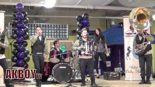 Estilo Italiano - Desahogo Norteno Con Banda Channel Live 2012