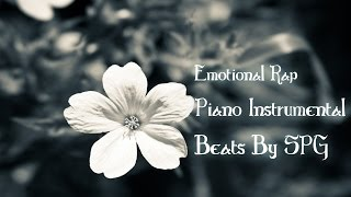 {FREE} Emotional Rap Piano Instrumental | Beats By SPG