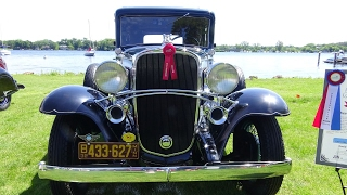1932 Chevrolet Confederate Special Sedan