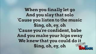 Better When I'm Dancing by Meghan Trainor Lyrics