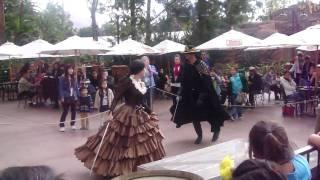 Mask of Zorro (Live) @ Universal Studios
