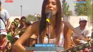 Mia Rose Sings Live on SIC 4/8/2009