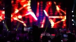 Anselmo Ralph - Ela É (Feat. Pérola) Live @ Meo Arena (Pavilhão Atlântico) 20/07/2013