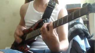 Black Veil Brides - Perfect Weapon ( cover Mirik)