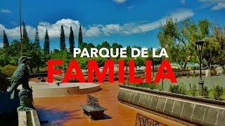 El Salvador 4K - Parque de la Familia