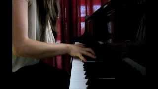 Arrival of the Birds - Cinematic Orchestra (Piano Cover) Christina Canavati