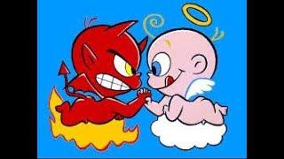 El diablito y el angelito en mi consiencia