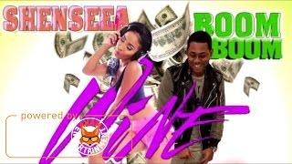 Shenseea & Boom Boom - Wine [Money Mix Riddim] April 2017