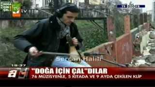 DOĞA İÇİN ÇAL 4 - ATV ANA HABER - 1 NİSAN 2012