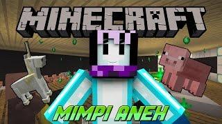 MASUK DUNIA MIMPI | Minecraft Indonesia Map | Asleep