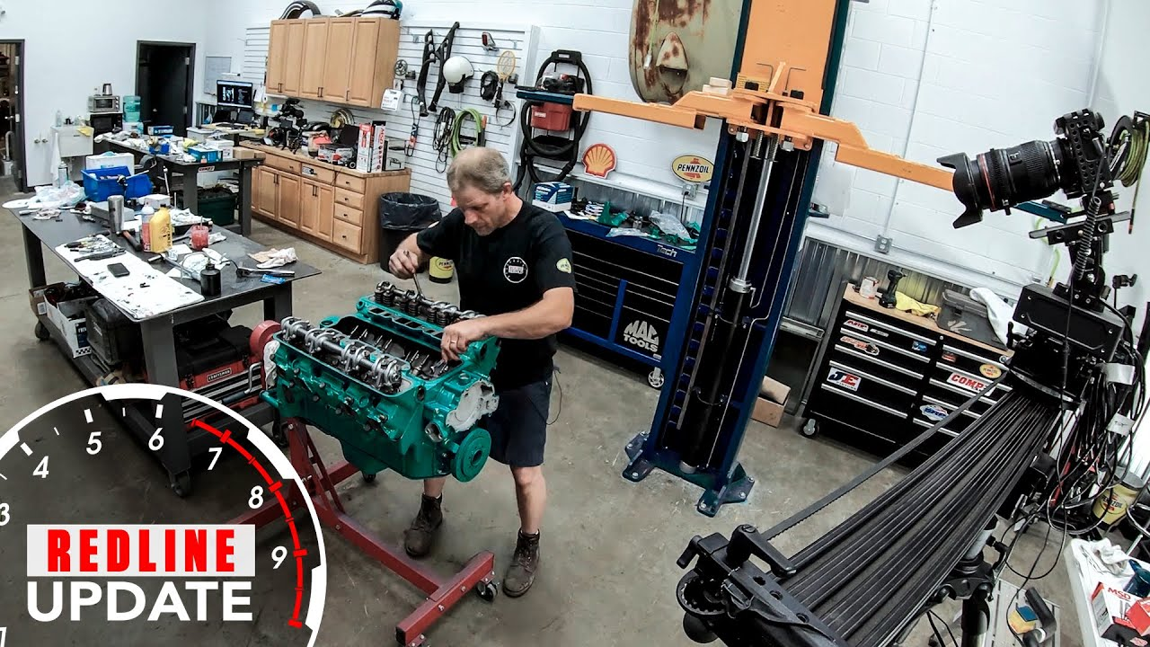 Tips for assembling a Buick 401 Nailhead V-8