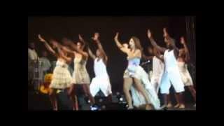 Ivete Sangalo Ensina Coreografia da Música Dançando [Legendado]