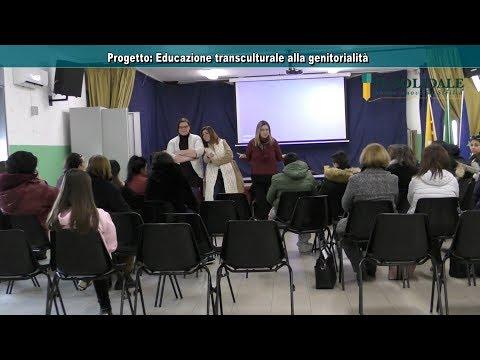 San Michele, Progetto Scuola - Educazione transculturale alla genitorialità