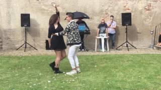 Coreografia La Diabla Romeo Santos bachata Remix Kevin y Chiara