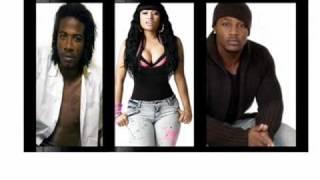 Gyptian Ft Nicki Minaj and Dele - Hold Yuh (Remix) .wmv