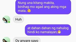 Baliw Sayo by JRoa lyric prank with my friend