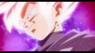 Dragon Ball Super - Black Goku 「AMV」- ♪Get Me Out♪