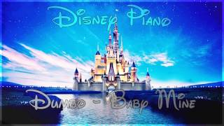 "Disney Piano - Dumbo ""Baby Mine"" - Relaxing Piano"