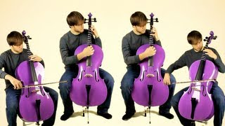 Rain (on CELLO!!!) - Rob Scallon